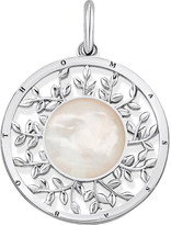 Thomas Sabo Tree of Love sterling silver and mother-of-pearl pendant