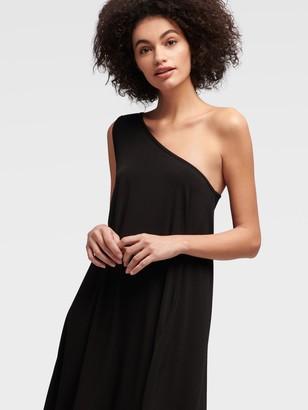 DKNY Women's Off The Shoulder Dress - Black - Size XX-Small