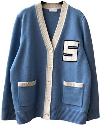 Sandro Fall Winter 2019 Blue Wool Knitwear for Women
