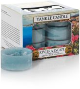 Yankee Candle Classic tea lights riviera escape