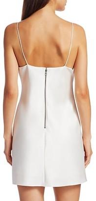 Alice + Olivia Harmony Mini Slip Dress