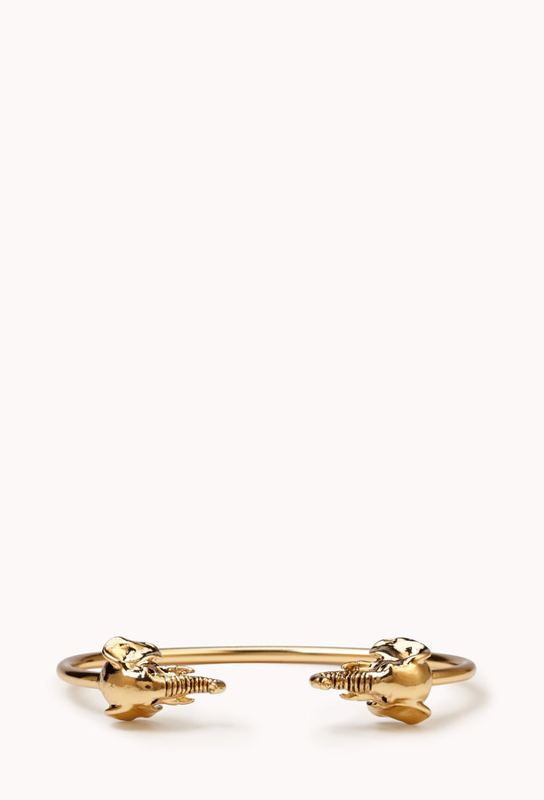 Forever 21 Elephant Cuff