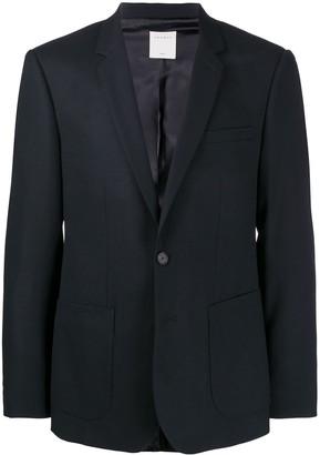 Sandro Paris slim fit suit jacket
