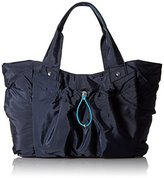 Baggallini BG by Balance Small Midnight Tote Bag