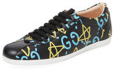 Gucci GucciGhost Leather Low Top Sneaker