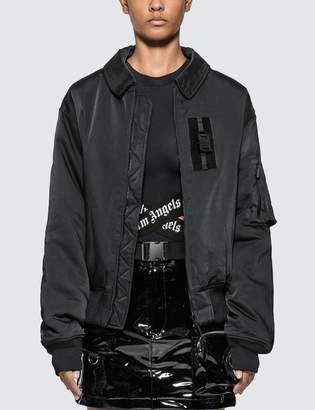 Alyx Nylon Bomber Jacket With Buckle