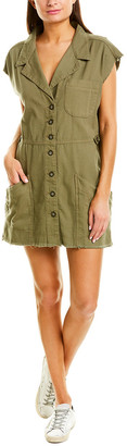 One Teaspoon Safari Camp Shirtdress