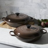 Crate & Barrel Le Creuset ® Signature Truffle Everyday Pans