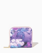 Charming charlie Rhapsody Square Wallet