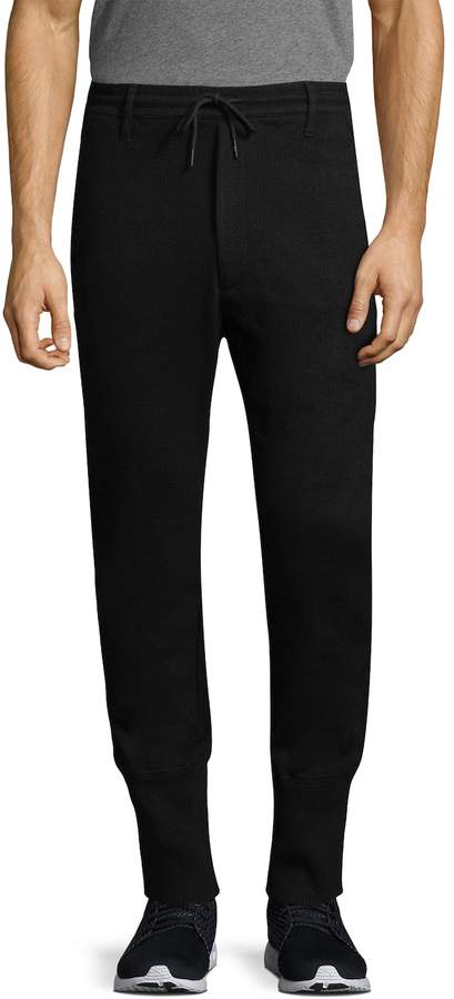 Y-3 Men's Jersey Tapered Pant