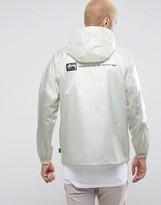 Stussy Overhead Jacket With Back Print