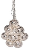 "Bungalow Rose Ines 15"" Outdoor LED Solar Powered 10 - Bulb Novelty String Light"