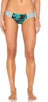 Maaji Contrast Blast Bikini Bottom