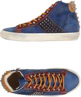 Leather Crown High-tops & sneakers - Item 44812736