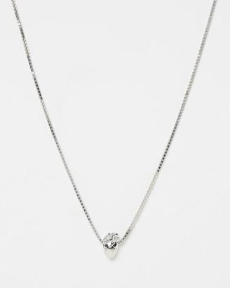 Aletheia & Phos I Carry Your Heart Necklace