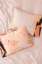Urban Outfitters Masako Kimono Floral Pillowcase Set