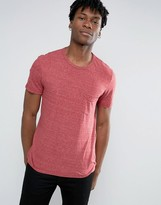Levis Sunset Pocket T-shirt Short Sleeved Sun Dried Tomato