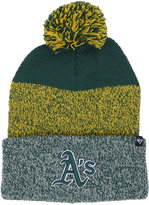 '47 Oakland Athletics Static Pom Knit Hat