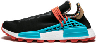 adidas PW Solar HU NMD 'Inspiration Pack - Black' Shoes - Size 4