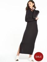 Calvin Klein Jeans Darna Jersey Dress - CK Black