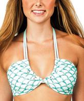 Turquoise Uluwatu Bikini Top
