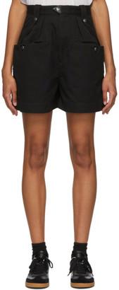 Etoile Isabel Marant Black Palino Shorts