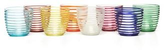 Yali Glass - Set Of Eight Goto Tumblers - Multi