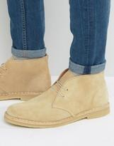 Dune Calabassas Suede Desert Boot