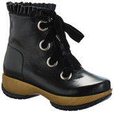 Antelope Lace-Up Bootie