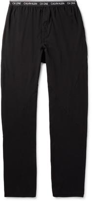 Calvin Klein Underwear Stretch-Cotton Jersey Pyjama Trousers