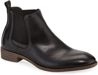 Robert Wayne Men's Oklahoma Leather Chelsea Boots