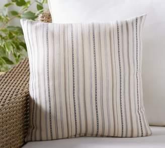 Pottery Barn Sunbrella®; Langston Striped Indoor/Outdoor Pillow