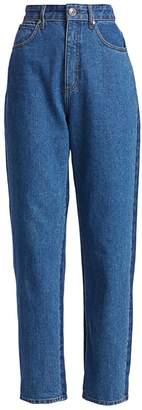 Sandro Dual High-Rise Jeans
