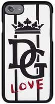 Dolce & Gabbana Love Crown iPhone 7/8 Case