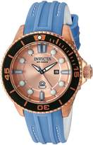 Invicta Women's Pro Diver Blue/ Silicone Watch