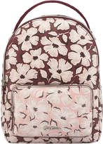 Cath Kidston Stamp Floral Mini Cross Body Backpack