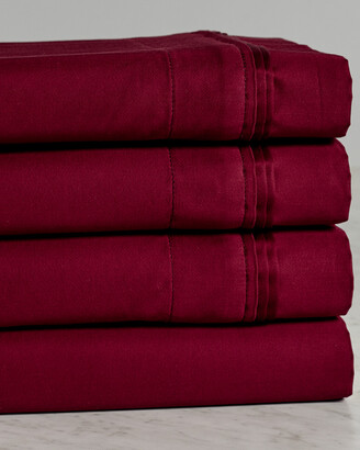 Superior 650Tc 100% Egyptian Cotton Solid Sheet