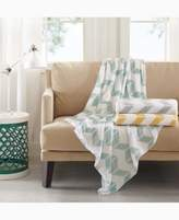 Intelligent Design Intelligent Design Chevron Plush Throw