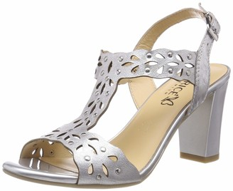 Caprice Women's Andrea Ankle Strap Sandals