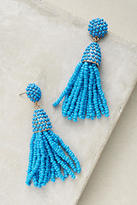 Anthropologie Atmosphere Tassel Drop Earrings