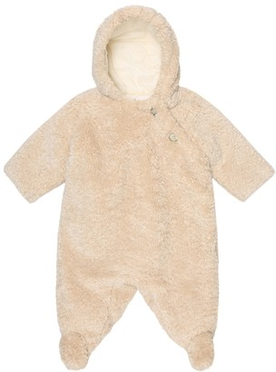 Bonpoint Baby fleece onesie
