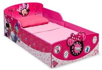 Minnie Mouse Toddler Bed Delta Children