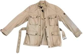 Belstaff \N Beige Cotton Jackets