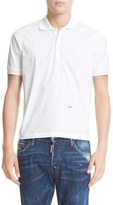 DSQUARED2 Men's Extra Trim Fit Polo
