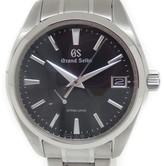 Seiko Grand SBGA203 Stainless Steel Spring Drive 41mm Mens Wristwatch