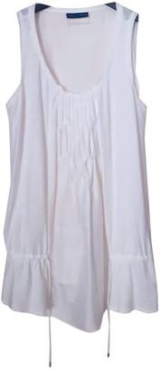 Trussardi Beige Cotton Top for Women