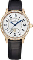 Jaeger-LeCoultre Jaeger Le Coultre Q3448420 Rendez-vous stainless steel and alligator leather watch