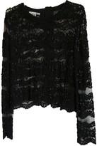 Hunza G Black Knitwear for Women Vintage