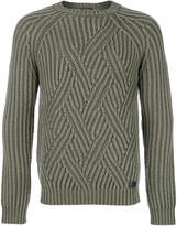 Tod's long sleeved knit jumper
