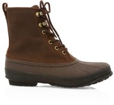UGG Yucca Leather Duck Toe Boots